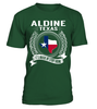 Aldine, Texas Its Where My Story Begins T-Shirt