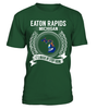Eaton Rapids, Michigan Its Where My Story Begins T-Shirt