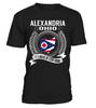 Alexandria, Ohio Its Where My Story Begins T-Shirt