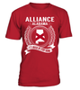 Alliance, Alabama Its Where My Story Begins T-Shirt