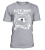 East Weymouth, Massachusetts Its Where My Story Begins T-Shirt