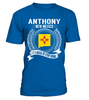 Anthony, New Mexico Its Where My Story Begins T-Shirt