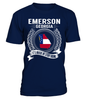 Emerson, Georgia Its Where My Story Begins T-Shirt