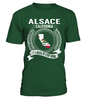 Alsace, California Its Where My Story Begins T-Shirt
