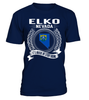 Elko, Nevada Its Where My Story Begins T-Shirt