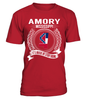 Amory, Mississippi Its Where My Story Begins T-Shirt
