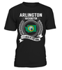 Arlington, Washington Its Where My Story Begins T-Shirt