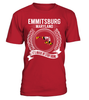 Emmitsburg, Maryland Its Where My Story Begins T-Shirt