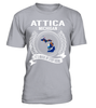 Attica, Michigan Its Where My Story Begins T-Shirt
