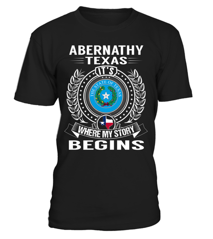Abbeville, Alabama It Is Where My Story Begins T-Shirt
