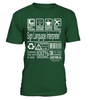 Sign Language Interpreter Multitasking Job Title T-Shirt