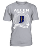 Allen, Indiana Its Where My Story Begins T-Shirt