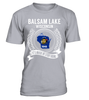 Balsam Lake, Wisconsin Its Where My Story Begins T-Shirt