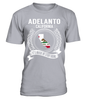 Adelanto, California Its Where My Story Begins T-Shirt