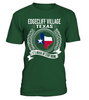 Edgecliff Village, Texas Its Where My Story Begins T-Shirt