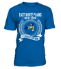 East White Plains, New York Its Where My Story Begins T-Shirt