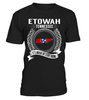 Etowah, Tennessee Its Where My Story Begins T-Shirt