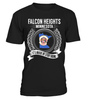 Falcon Heights, Minnesota Its Where My Story Begins T-Shirt