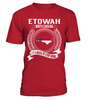 Etowah, North Carolina Its Where My Story Begins T-Shirt