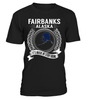 Fairbanks, Alaska Its Where My Story Begins T-Shirt
