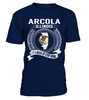 Arcola, Illinois Its Where My Story Begins T-Shirt