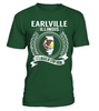 Earlville, Illinois Its Where My Story Begins T-Shirt