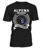 Alpena, Michigan Its Where My Story Begins T-Shirt