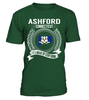 Ashford, Connecticut Its Where My Story Begins T-Shirt