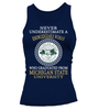 A Knowledgeable Woman - Michigan State