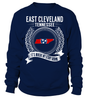East Cleveland, Tennessee Its Where My Story Begins T-Shirt