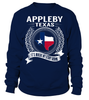 Appleby, Texas Its Where My Story Begins T-Shirt