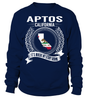 Aptos, California Its Where My Story Begins T-Shirt