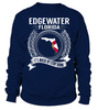 Edgewater, Florida Its Where My Story Begins T-Shirt