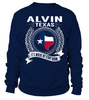 Alvin, Texas Its Where My Story Begins T-Shirt