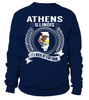 Athens, Illinois Its Where My Story Begins T-Shirt