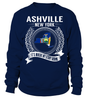Ashville, New York Its Where My Story Begins T-Shirt