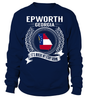 Epworth, Georgia Its Where My Story Begins T-Shirt