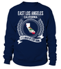 East Los Angeles, California Its Where My Story Begins T-Shirt