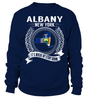 Albany, New York Its Where My Story Begins T-Shirt