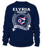 Elyria, Ohio Its Where My Story Begins T-Shirt