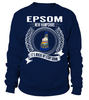 Epsom, New Hampshire Its Where My Story Begins T-Shirt