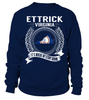 Ettrick, Virginia Its Where My Story Begins T-Shirt