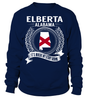 Elberta, Alabama Its Where My Story Begins T-Shirt