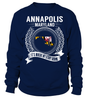 Annapolis, Maryland Its Where My Story Begins T-Shirt