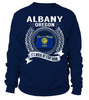 Albany, Oregon Its Where My Story Begins T-Shirt