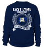 East Lyme, Connecticut Its Where My Story Begins T-Shirt