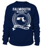 Falmouth, Massachusetts Its Where My Story Begins T-Shirt
