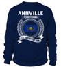 Annville, Pennsylvania Its Where My Story Begins T-Shirt