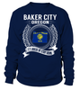 Baker City, Oregon Its Where My Story Begins T-Shirt