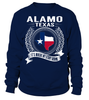 Alamo, Texas Its Where My Story Begins T-Shirt